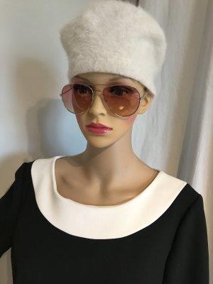 Sonnenbrille, Gläser rosa gelb Verlauf..