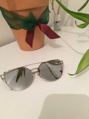 Sonnenbrille Glow Glam aus Australien Cali Silver verspiegelt NEU