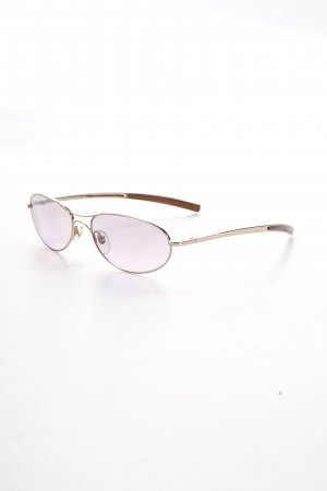 Sunglasses gold-colored-purple vintage products