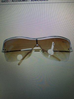 Sonnenbrille Gucci Braun Edel& Modern