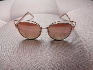 H&M Butterfly Glasses rose-gold-coloured