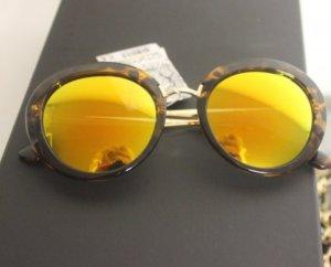 Sonnenbrille Havana Turtoise Verspiegelt Mirror Polarized