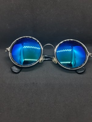 Sunglasses black-blue