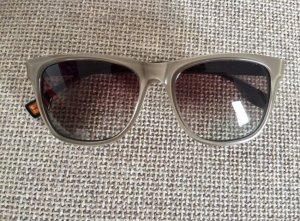 Boss Orange Gafas de sol cuadradas marrón grisáceo-negro