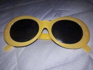 H&M Bril goud Oranje-sleutelbloem kunststof
