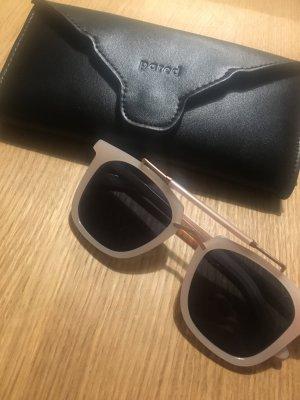 Sonnenbrille in Rosé von Pared Eyewear