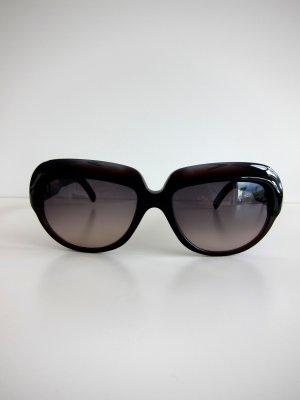 Marni Square Glasses black-dark grey synthetic material