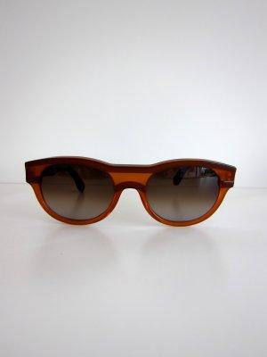 Marni Square Glasses multicolored synthetic material