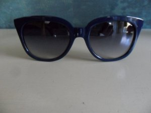 Bijou Brigitte Butterfly Glasses dark blue-gold-colored synthetic material