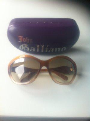 Galliano Gafas marrón