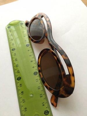 Sonnenbrille Leo Print