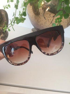 Zonnebril bruin-donkerbruin