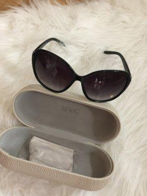 Sonnenbrille mit Herzdetail