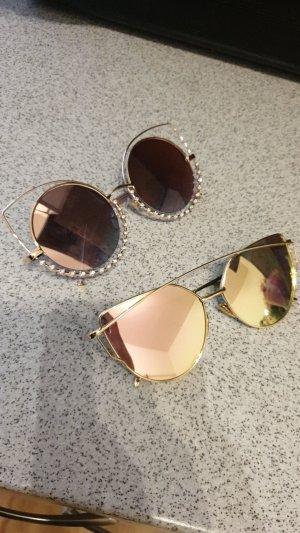 Sonnenbrille mit oder ohne Strass