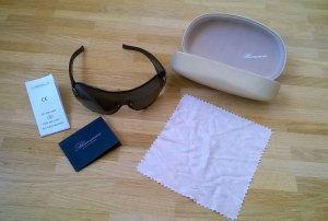 Sonnenbrille mit Pony-Fell