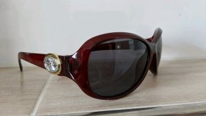 Sonnenbrille Neu bordeaux braun Damen