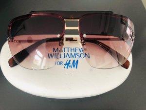 Matthew Williamson for H&M Bril zwart bruin