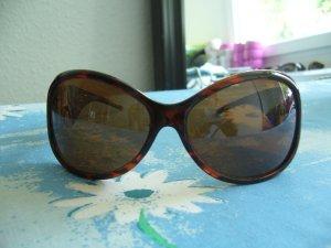 Sonnenbrille no name Leo braun schwarz