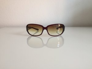 Oliver Peoples Oval Sunglasses brown