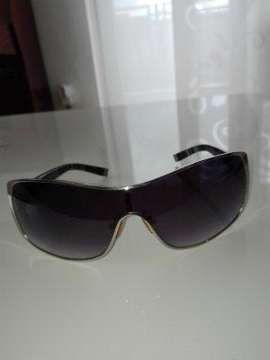 Sonnenbrille- original George Gina& Lucy,in Dunkelbraun-violett Farbe.