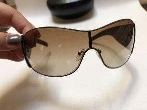 Prada Retro Glasses dark brown