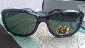 Sonnenbrille Original Ray Ban RB 4174 in schwarz