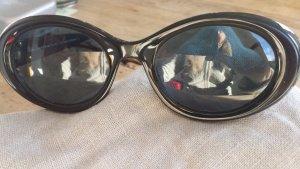Sonnenbrille Paloma Picasso schwarz