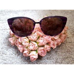 Sonnenbrille Paul & Joe lila