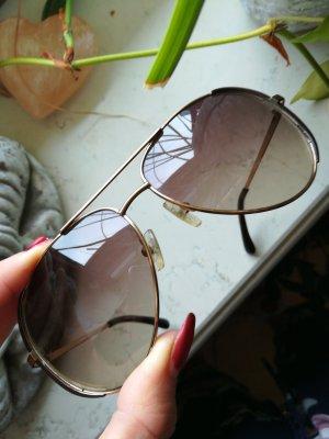 Sonnenbrille Pilotenform Michael Kors