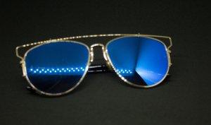 Glasses multicolored