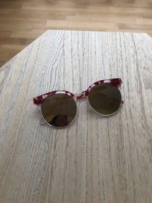 Gafas de sol redondas multicolor