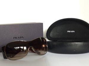 Sonnenbrille Prada dunkelbraun