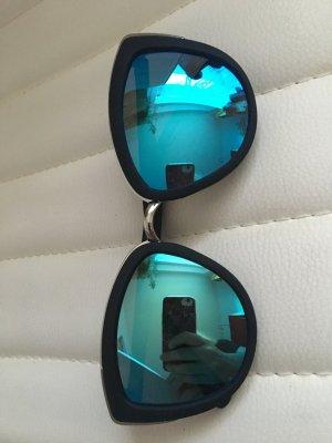 Quay Butterfly bril blauw-zwart
