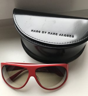 Marc by Marc Jacobs Pilotenbril wit-rood