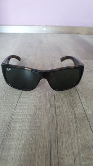 Ray Ban Ovale zonnebril bruin