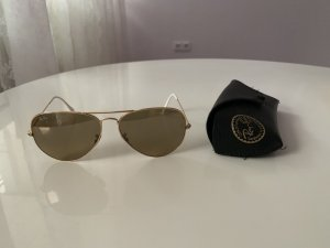 Ray Ban Glasses gold-colored-white