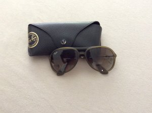 Ray Ban Glasses grey brown-camel