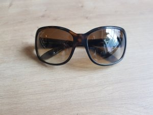 Ray Ban Glasses dark brown-cognac-coloured