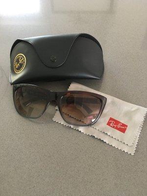 Sonnenbrille Ray ban Blogger Fashion Instagram braun neu Accessoires