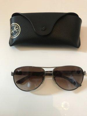 Ray Ban Glasses dark brown-brown synthetic material