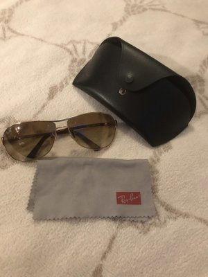 Sonnenbrille Ray Ban Gold
