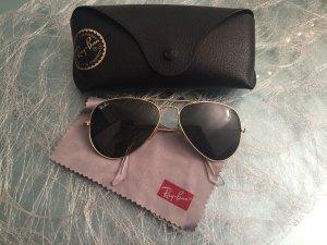 Sonnenbrille Ray-Ban -Schwarz/Gold-