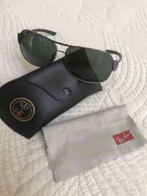 Sonnenbrille Ray Ban sehr gut schwarz /grün