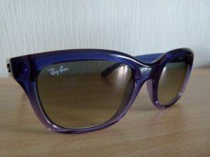 Sonnenbrille Ray Ban Wayfarer blau