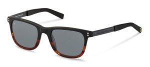 Sonnenbrille rocco by Rodenstock RR 322 D Wayfarer (schwarz Verlauf) - NEU!