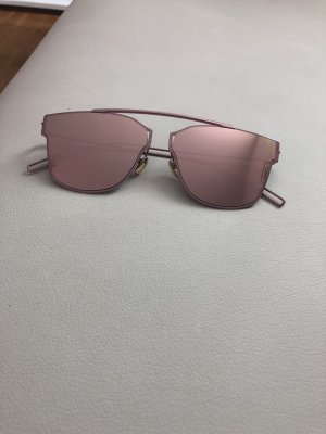 Sonnenbrille rosa verspiegelt Blogger Sunglasses