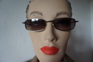Sonnenbrille schmal,Metallrand