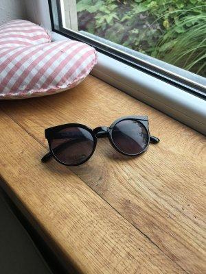Sonnenbrille schwarz newyorker