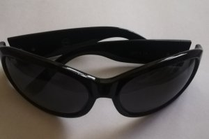 TCM Oval Sunglasses black