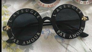 Sonnenbrille schwarze